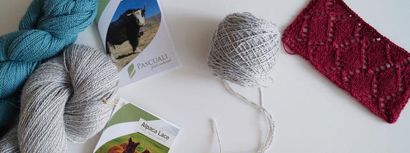 Testbericht Alpaca Lace & Yak Lace