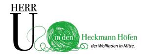 Herr U in den Heckmann Höfen - 2. Hof